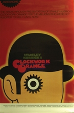 Clockwork Orange - Eye, Poster