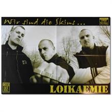 Loikaemie - Wir sind die Skins, Poster