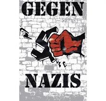 Gegen Nazis - Poster