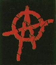 Anarchy - Aufkleber