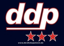 DDP - Classic, Aufkleber