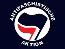 Antifaschistische Aktion - Aufkleberset
