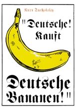 Deutsche Bananen - Aufkleberset