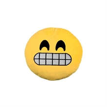 Emoji/Emoticon - Grinse Smiley, Kissen