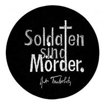 Soldaten sind Mörder - Aufnäher