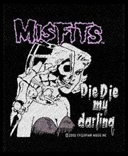 Misfits - Die Die My Darling, Aufnäher