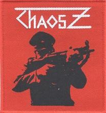 Chaos Z - Bulle, Aufnäher