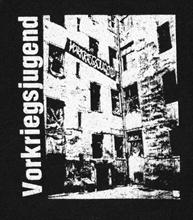 Vorkriegsjugend - Cover 1.EP, Aufnäher
