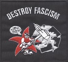 Destroy Fascism - Aufnäher
