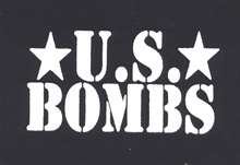 U.S. Bombs - Aufnäher