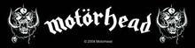 Motörhead - England, Aufnäher