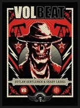 Volbeat - Ghoul Frame, Aufnäher