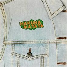 Hakuna Matata - Aufnäher