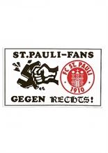 St. Pauli - Gegen Rechts, Aufkleber