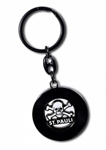 St. Pauli - Totenkopf, Schlüsselanhänger Chip