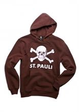 St. Pauli - Totenkopf, Damen Hoodie