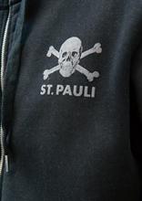 St. Pauli - Totenkopf, Kapuzenjacke