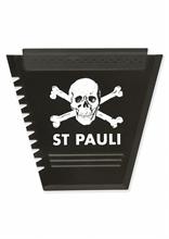 St. Pauli - Totenkopf/Logo, Eiskratzer 2er Set