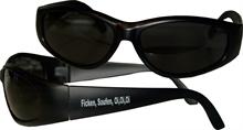 Ficken Saufen OiOiOi! - Sonnenbrille