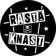 Rasta Knast - Gitter, Button