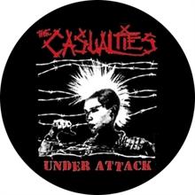 Casualties - Under attack - Button