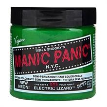 Manic Panic - Electric Lizard, Haartönung