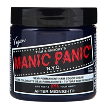 Manic Panic - After Midnight Blue, Haartönung