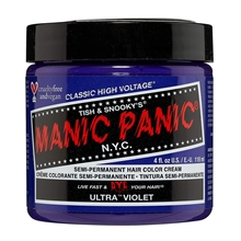 Manic Panic - Ultra Violet, Haart�nung