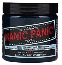 Manic Panic - Enchanted Forest, Haartönung