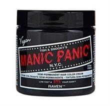 Manic Panic - Raven, Haartönung