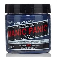 Manic Panic - Blue Steel, Haartönung