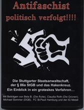 Antifaschist - politisch verfolgt!!!!