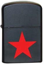 Roter Stern - Sturmfeuerzeug