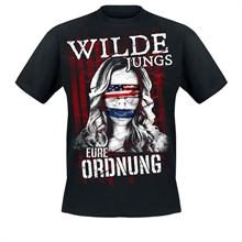 Wilde Jungs - Eure Ordnung, T-Shirt