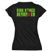 King Kongs Deoroller - Ein Herz für, Girl V-Neck