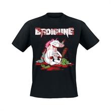 Brdigung - WD auf XTC, T-Shirt