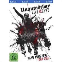 Unantastbar - Live ins Herz, Blu-Ray