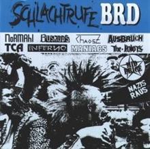 Schlachtrufe BRD - CD