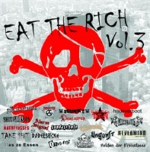 Eat The Rich - Vol.3, CD
