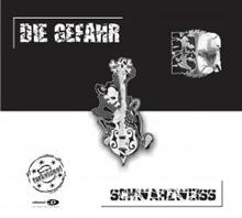 Die Gefahr - Schwarzweiss, CD