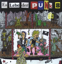 Es lebe der Punk - Vol.8, CD
