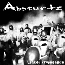 Absturtz - Linke Propaganda, CD