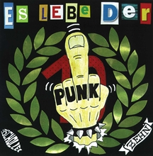 Es lebe der Punk Vol. 10, CD