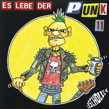 Es Lebe Der Punk - Vol.11, CD