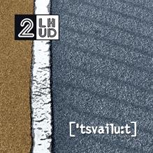 2LHUD - [´tsvailu:t] CD
