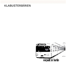 Klabusterbären - Verpeilt in Berlin, CD