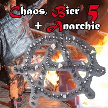 Chaos, Bier & Anarchie - Vol.5, CD
