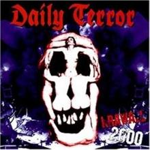 Daily Terror - Krawall 2000, CD