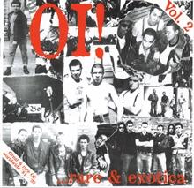 Oi...Rare & Exotica - Vol.2, CD