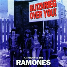 Blitzkrieg Over You - CD